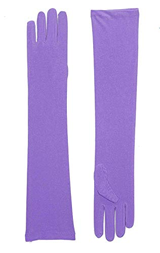 Forum Novelties Formal Opera Evening Nylon Long Costume Gloves ()