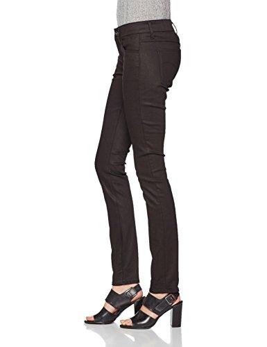 Jeans STAR G Skinny Noir Raw Femme 001 Denim RAW SAAtqrHw