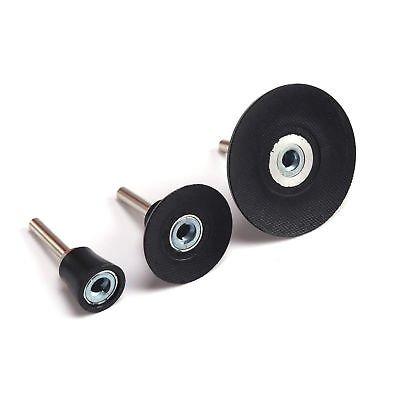 1//4 Shank ShuQiu 123 Roloc Disc Pad Holder