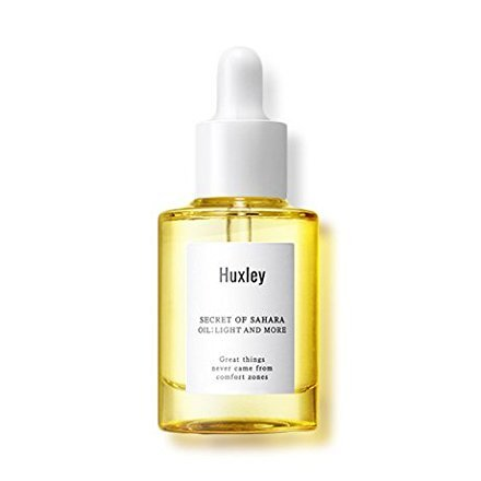 Price comparison product image Huxley Facial Care Cleansing Gel Essence Cream (OIL ; LIGHT AND MORE 30ml)