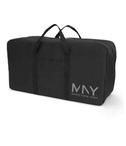 Marc New York Carry A Ton Duffel (Black) (Andrew Marc Bags)