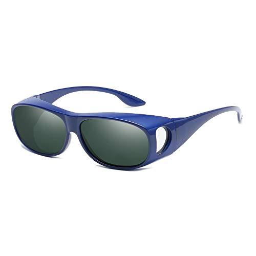 Clarity pour Lunettes Black UV400 de Color WEATLY Soleil extérieures Protection Soleil polarisées Lunettes pour Hommes Blue Lunettes FQ de de 3009 fwq0Hwv6