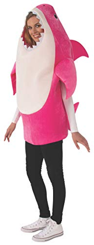 Rubie's Adult Mommy Shark Costume with Sound Chip, Standard -