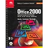 MS Office 2000 Advanced Concepts and Techniques, Cashman, Shelly, 0789559471