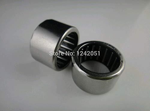 MAO YEYE 2Pcs HK1212 Double Way Needle Bearing 12x16x12mm