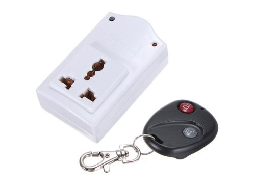 Generic US AC Power Socket With Wireless Remote Control