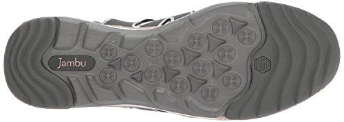 Jackie Steel Grey Fashion Women's Jambu Sneaker Vegan qX57x5A