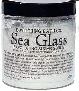 product image for B. Witching Bath Co. Sea Glass Exfoliating Sugar Scrub - 8 oz.