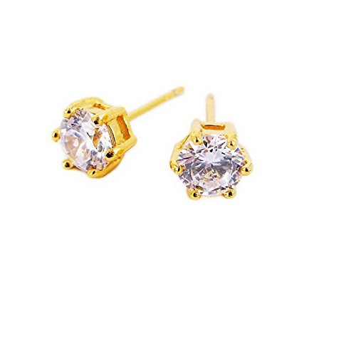 solitaire-round-cut-05-ct-cz-diamonds-cubic-zirconia-women-925-sterling-silver-plated-24-k-gold-stud