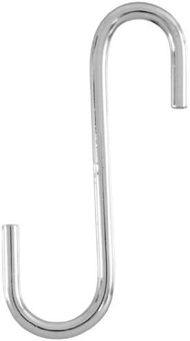 6 cm FACKELMANN 45151 5X S-Haken Edelstahl
