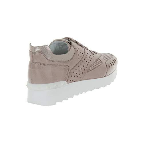 Pelle Silk Triver Donna London Flight Scarpe Sneaker Forata 19810b I7wPxw0qrf