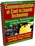 Commercialization of Coal to Liquids Technology, Energy Business Reports, 160725638X