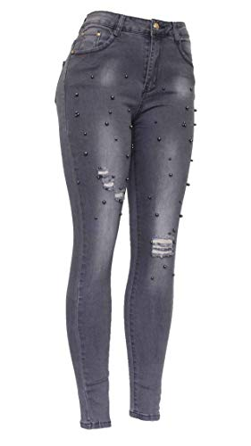Design Fashion Unique Skinny 13 Barfly Jeans Femme Taille xpdY68q6