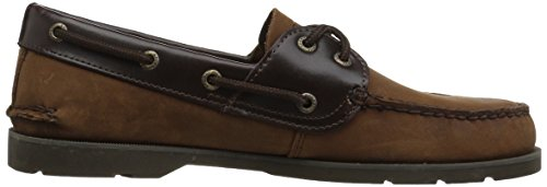 Sperry Top-sider Heren Lijzijde Chambray Bootschoen Bruin