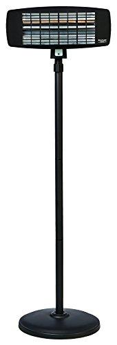 Einhell Infrarot Heizstrahler IHS 2000/1 (2000 Watt, 3 Leistungsstufen, Zugschalter, verstellbar bis 186 cm, geräuschlos)
