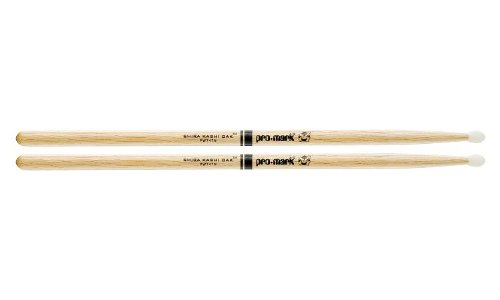 Promark Japanese Shira Kashi White Oak 747 Nylon Single ()