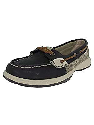 Sperry Womens Tiefish Slip On Boat Shoes