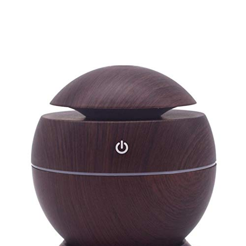 Cheap Bifast USB Aroma Essential Oil Diffuser Ultrasonic Mist Humidifier Air Purifier Single Room Humidifiers