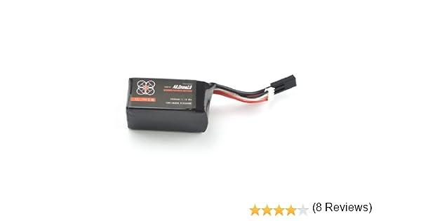 Parrot 2500mAH 11.1V 20C LiPo Bateria de Gran Alcance para Parrot ...