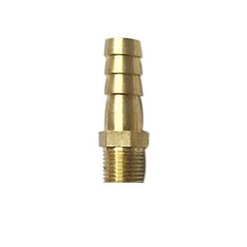 Godagoda Brass Tower Joint Outside Wire Joint Gas Gas Hose Joint 1pcs ()