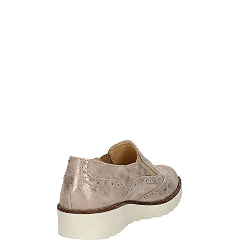 Mujeres Zapatos planos taupe beige, (TAUPE) 7741300