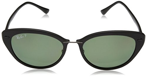 Negro Ray Black Matte RB Polargreen Sonnenbrille Ban 4250 qw7ITP