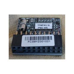 - Asus Accessory TPM/FW3.19/P9D WS TPM Module Connector For ASUS Motherboard Retail