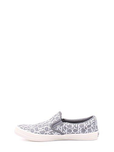 CALVIN KLEIN - Zapatillas para hombre Varios Colores Multicolore gris