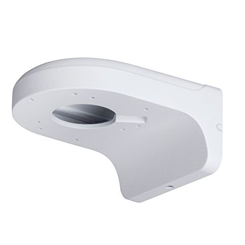 Dahua DH-PFB203W Waterproof Wall Mount Bracket for Dahua Dome IP Camera IPC-HDW4431C-A ,IPC-HDBW4431R-ZS,IPC-HDBW4431R-S, - Wall Mount Dome Camera