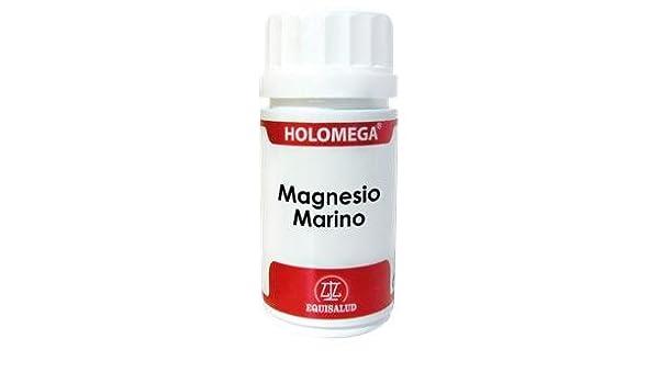 HoloMega® Magnesio Marino 50 cápsulas: Amazon.es: Salud y cuidado personal