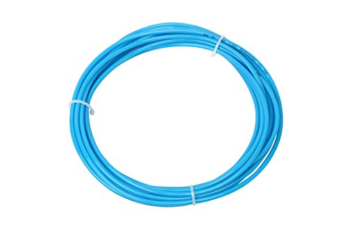 SNS Pneumatic 6mm x 4mm 10 Meters PU Pneumatic Air Tubing Pipe Hose for Air line or Fluid Transfer