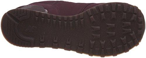 Balance Mujer Zapatillas New Burgundy Morado 574 para awgWq17x
