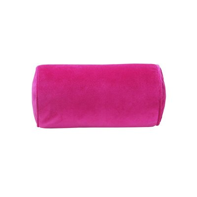 Flower Fantasy Neckroll Pillow Color: (Collection Neckroll Bed Pillow)