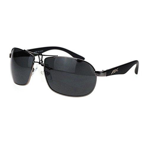 Mens Light Weight Sharp Shooter Luxury Sporty Navigator Sunglasses - Sunglasses Cia