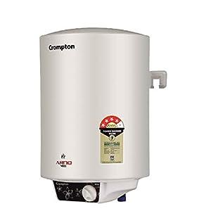 Crompton Arno Neo ASWH-2625 25LTR(2KW) Storage Water Heater 4-Star(White)