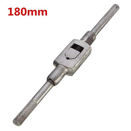 130/180/230/380/480mm Adjustable Tap Wrench M2-M24 Handle Tap Tapping Reamer Tool (Concrete Flint)
