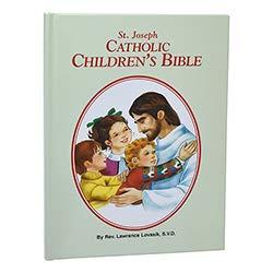 US Gifts St. Joseph Catholic Childrens Bible (Pack of 2)