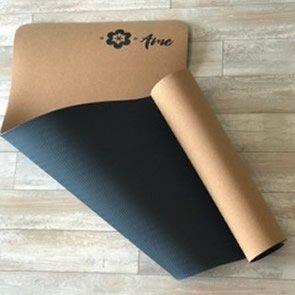 Ame corcho Yoga Mat: Amazon.es: Deportes y aire libre
