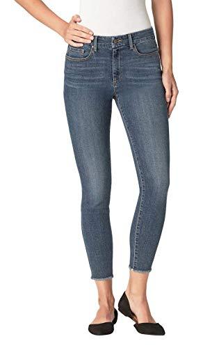 Jessica Simpson Ladies' High Rise Skinny Jean (Ventura, ()