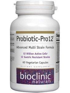 Bioclinic Naturals – Probiotic-Pro 12 60 vcaps For Sale