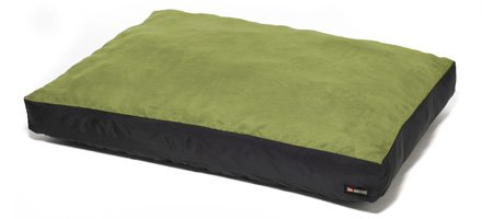 (Big Shrimpy Original Dog Bed - Medium/Leaf)