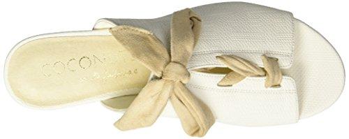 Coconuts Di Sandalo Da Slitta Matisse Da Donna Bianco Santorini