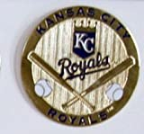 Kansas City Royals Round Metal Magnet