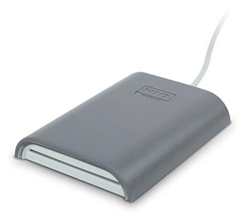 HID Omnikey 5421 Dual Interface USB Reader (Part No: R54210001) (Card Smart Pcsc Reader)
