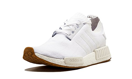 Sport Femme r1 Chaussures Adidas Blanc W Nmd gomme De wHnBvPZ