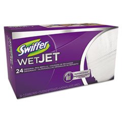 Swiffer Cleaning Pad Refill - 24 ct (Swiffer Mop And Broom Refills compare prices)