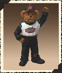 Nascar Bear Ornament (Racing Boyds Nascar)