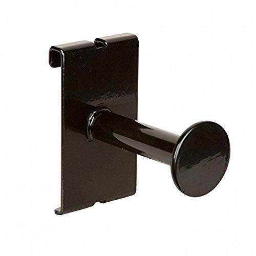 NAHANCO GWFRB Gridwall Garment Hook - Black