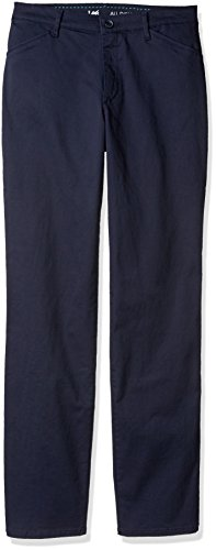 LEE Womens Tall Relaxed Fit All Day Straight Leg Pant