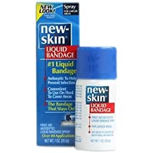 New skin liquid bandage for dogs